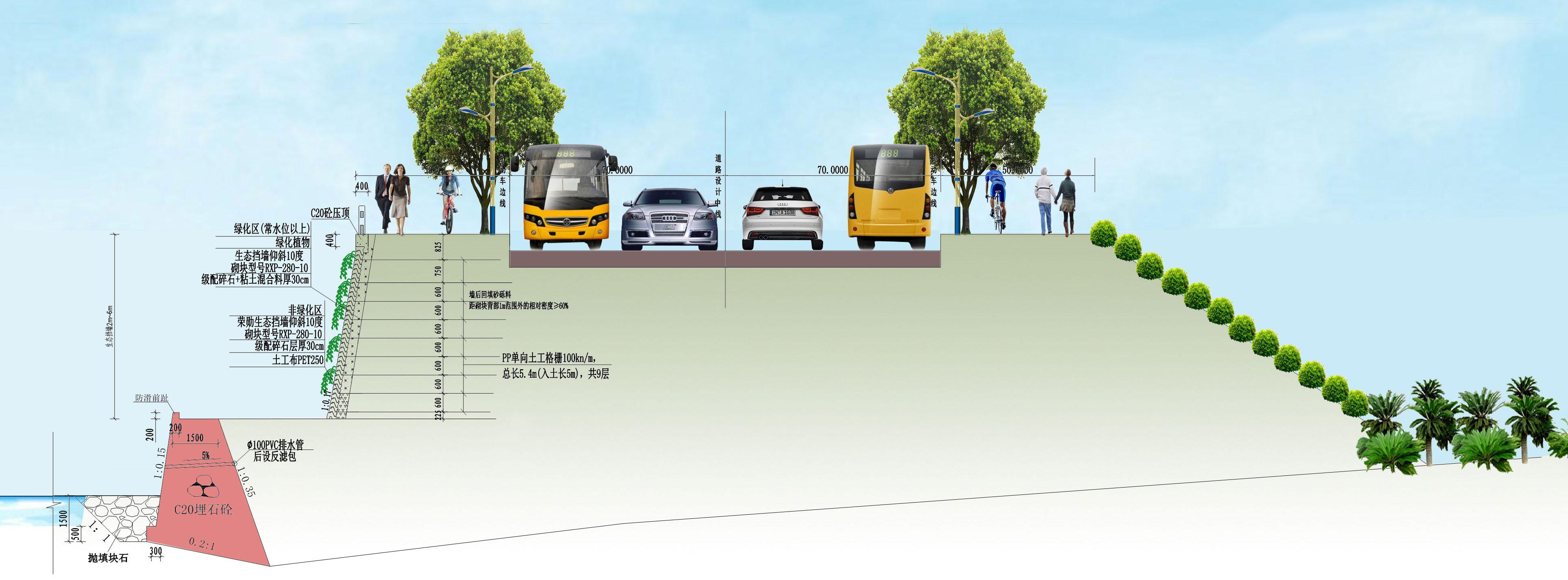 道路工程彩图代制作