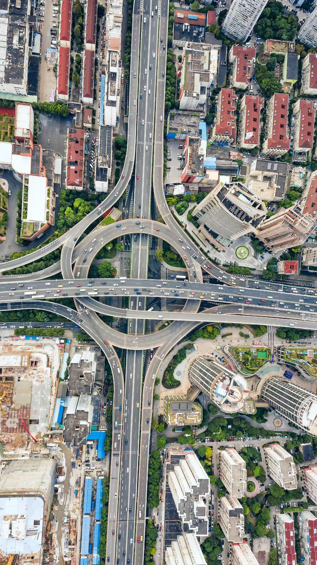 互通立交左转匝道的十种基本形式