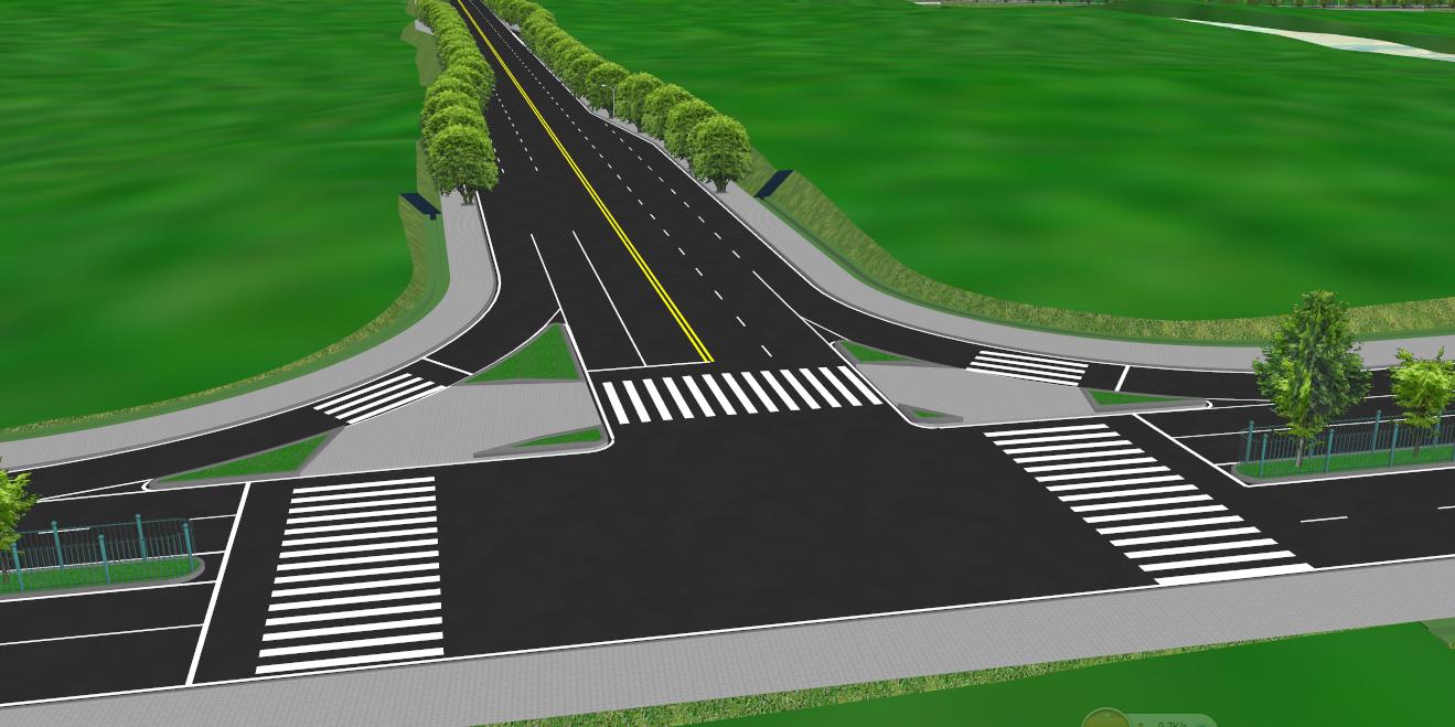 鸿业道路软件综甲级设计院培训视频教程