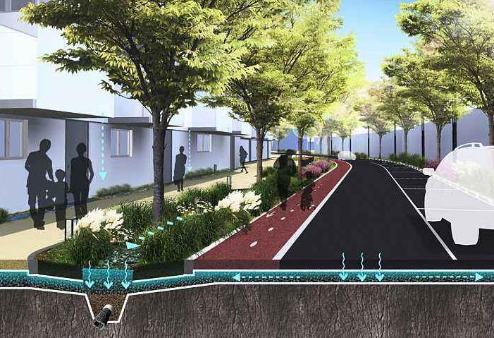 海绵城市建设方案设计说明模板