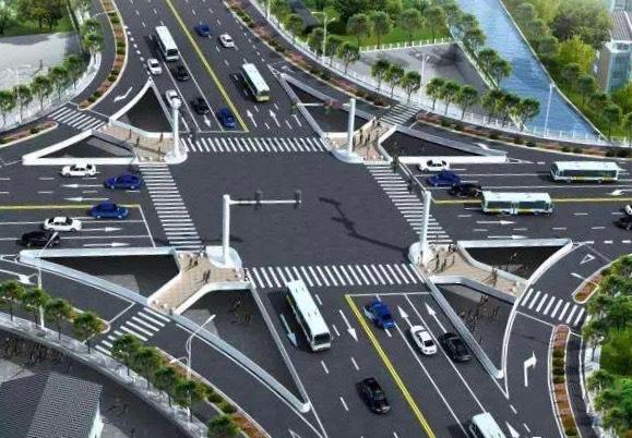 城市道路渠化设计的定义是什么?